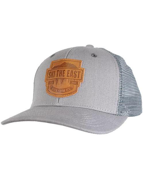 Ski The East - BFI Canvas Trucker Hat