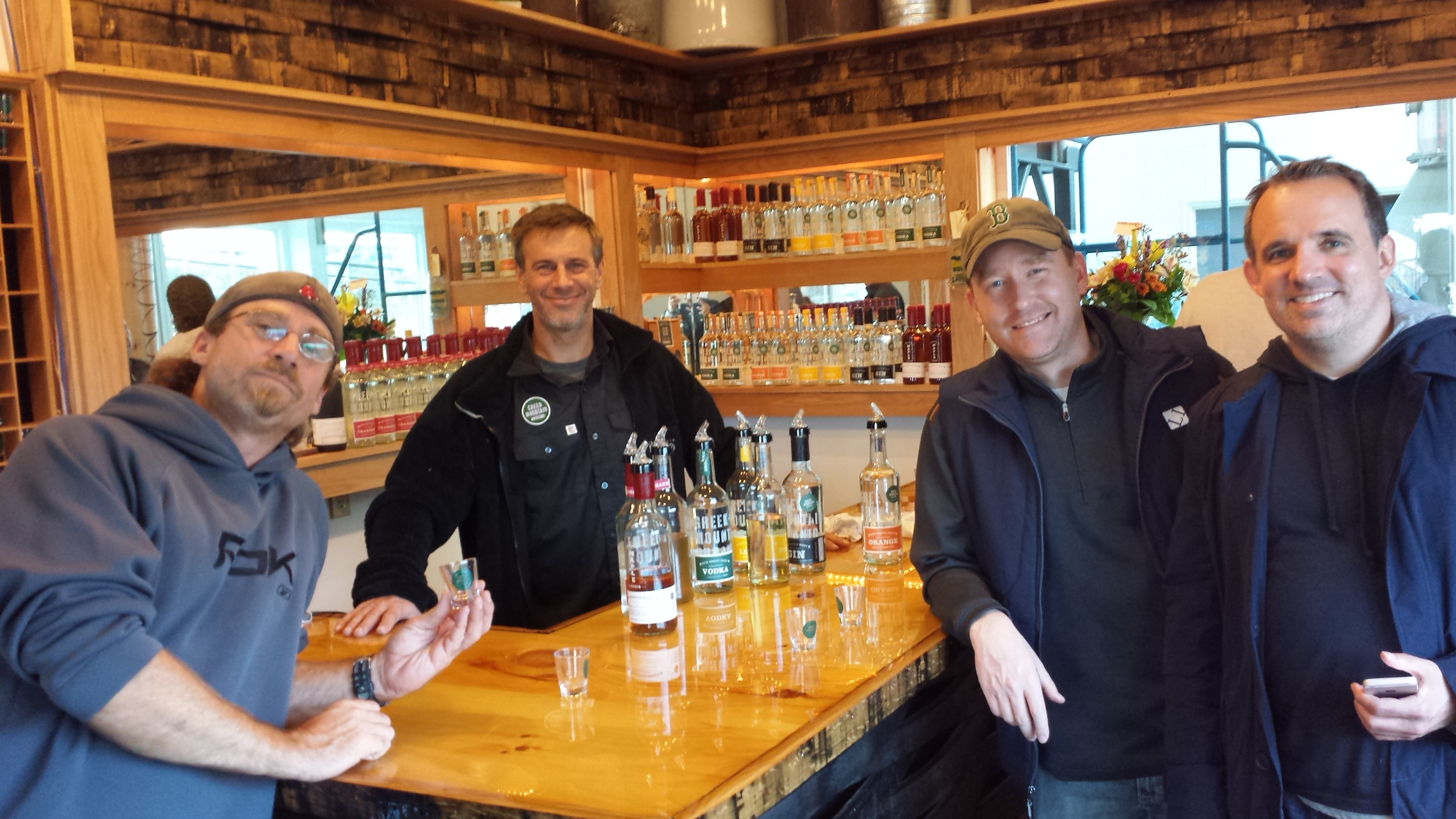 Green Mountain Distilery