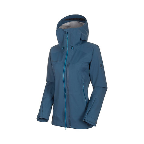 Mammut - Women's Masao HS Hooded Jacket