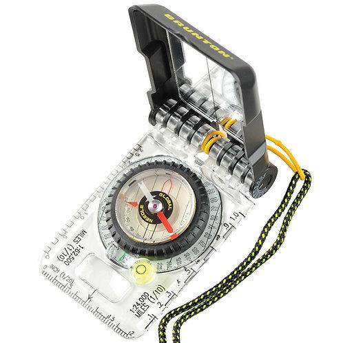 Brunton - TruArc 15 Mirrored Professional Compass