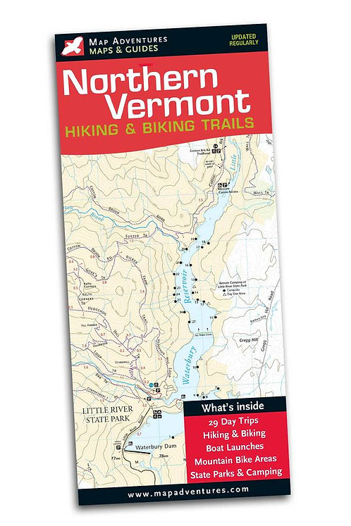 Northern Vermont Hiking and Biking Trails