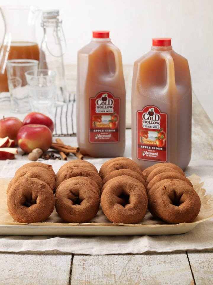 Cold Hollow Cider & Cider Donuts