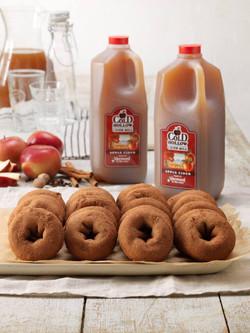 Cold Hollow Cider & Cider Donuts