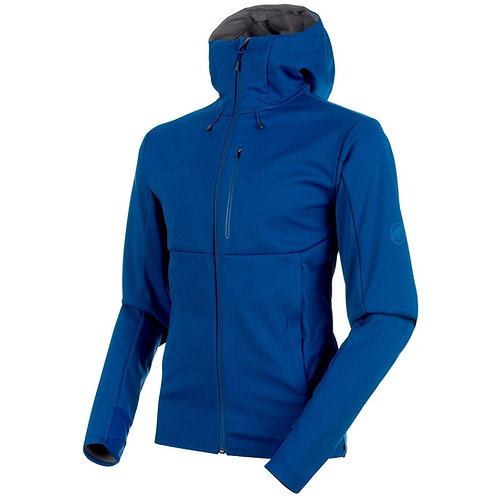 Mammut - Men's Ultimate V SO Hooded Jacket