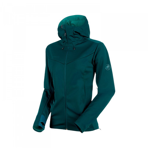 Mammut - Women's Ultimate V SO Hooded Jacket
