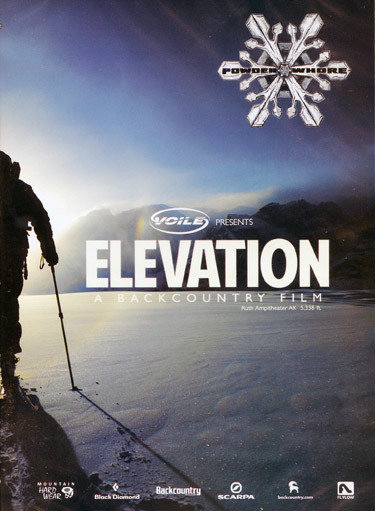 Elevation A Backcountry Film
