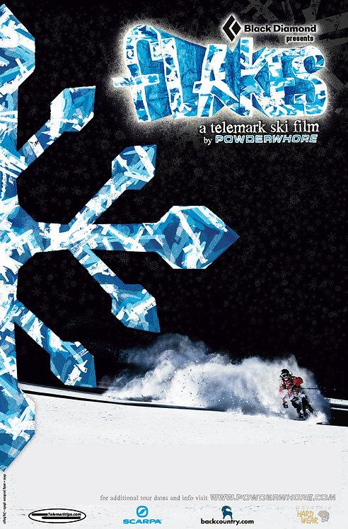 Flakes A Telemark Ski Film