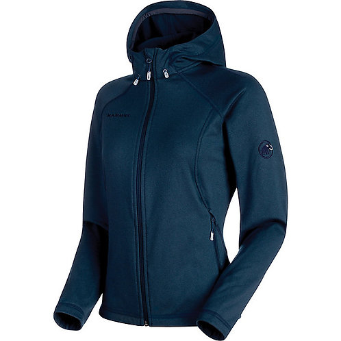 Mammut - Women's Runbold ML Hooded Jacket
