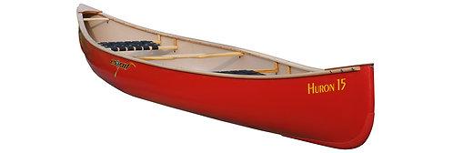 Esquif Canoes - Huron 15'