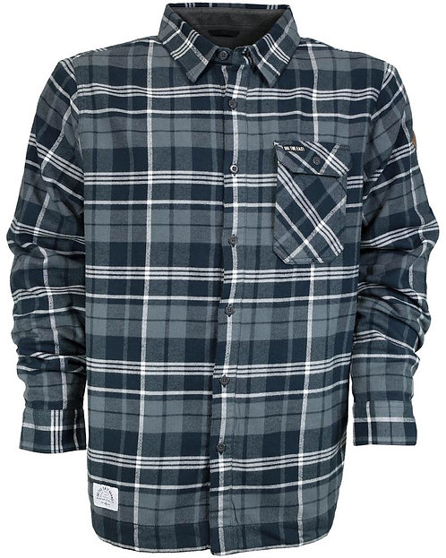 Ski The East - Men's Woodbury Fleece Lined Flannel