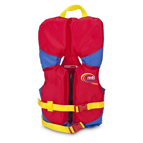 MTI - Infant With Collar PFD