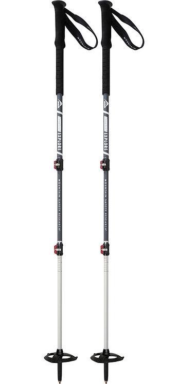 MSR - 3-Section Poles
