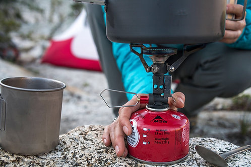 MSR - Pocketrocket Deluxe Stove