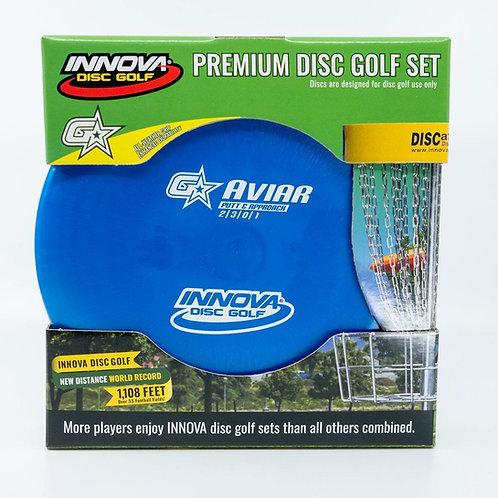 Innova Disc Golf - Premium Disc Golf Set