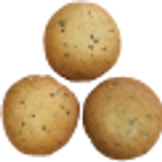 シナモンとチアシードのクッキー