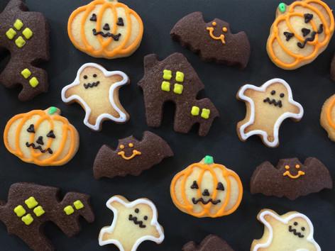 10月 Happy Halloween!!!