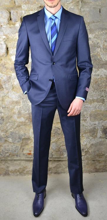 Costume slim bleu marine
