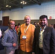 PR Krishnakumar Ji