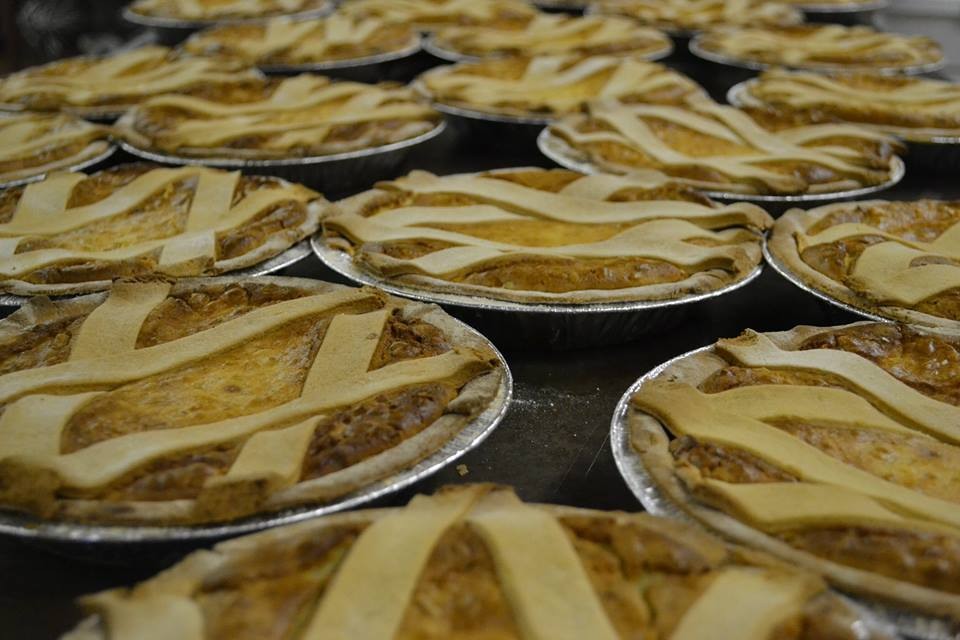 Pastiere (Ricotta and Barley Pie)
