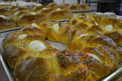Cassatelli (Easter Bread)