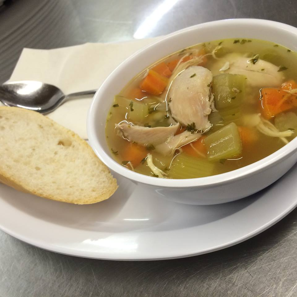 Chicken Pastina Soup