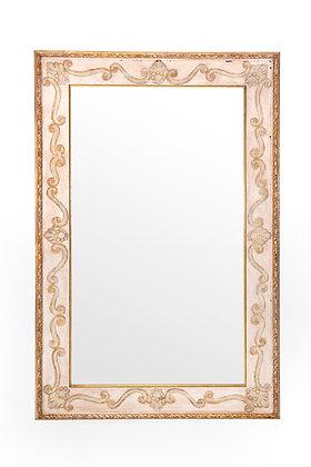 Espelho Moldura Ouro