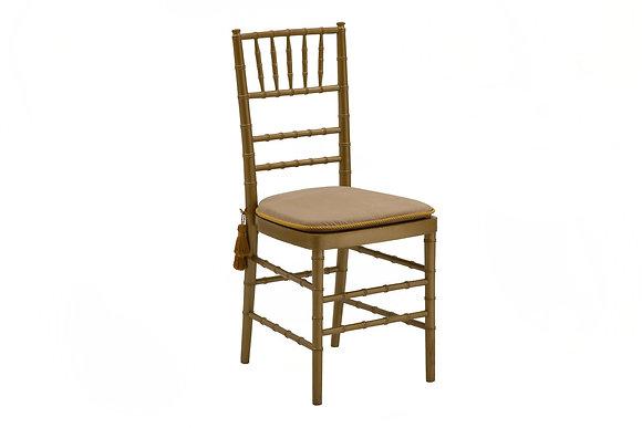 Cadeira Thiffany Dourada