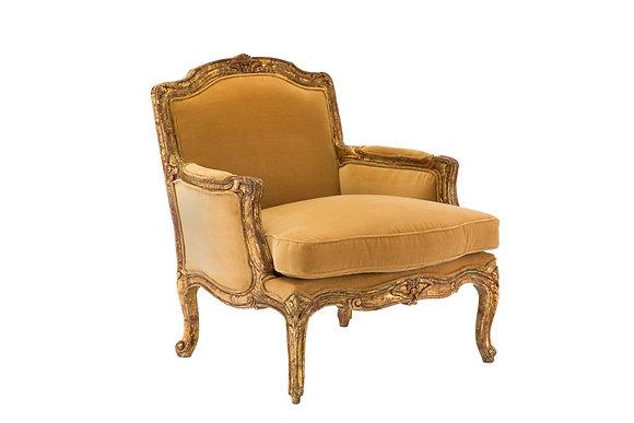Poltrona Elegance Poli Ouro