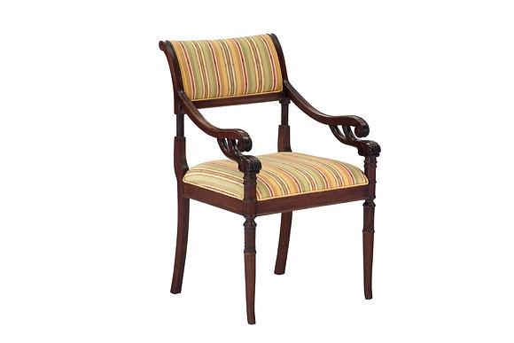 Cadeira Alice Castanho