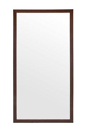 Espelho Moldura Marrom