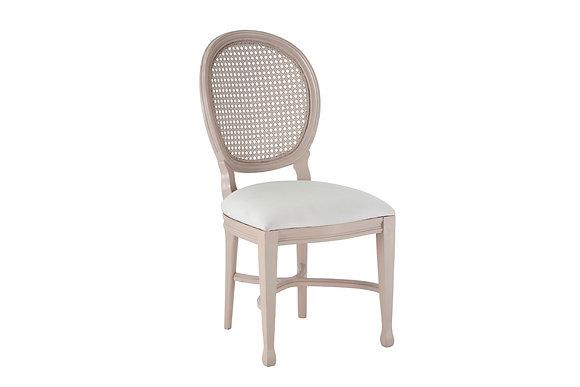 Cadeira Gabriela Bege