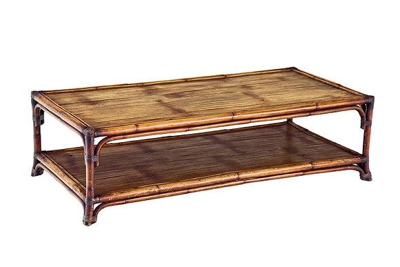 Mesa de Centro Bamboo Rita Mel