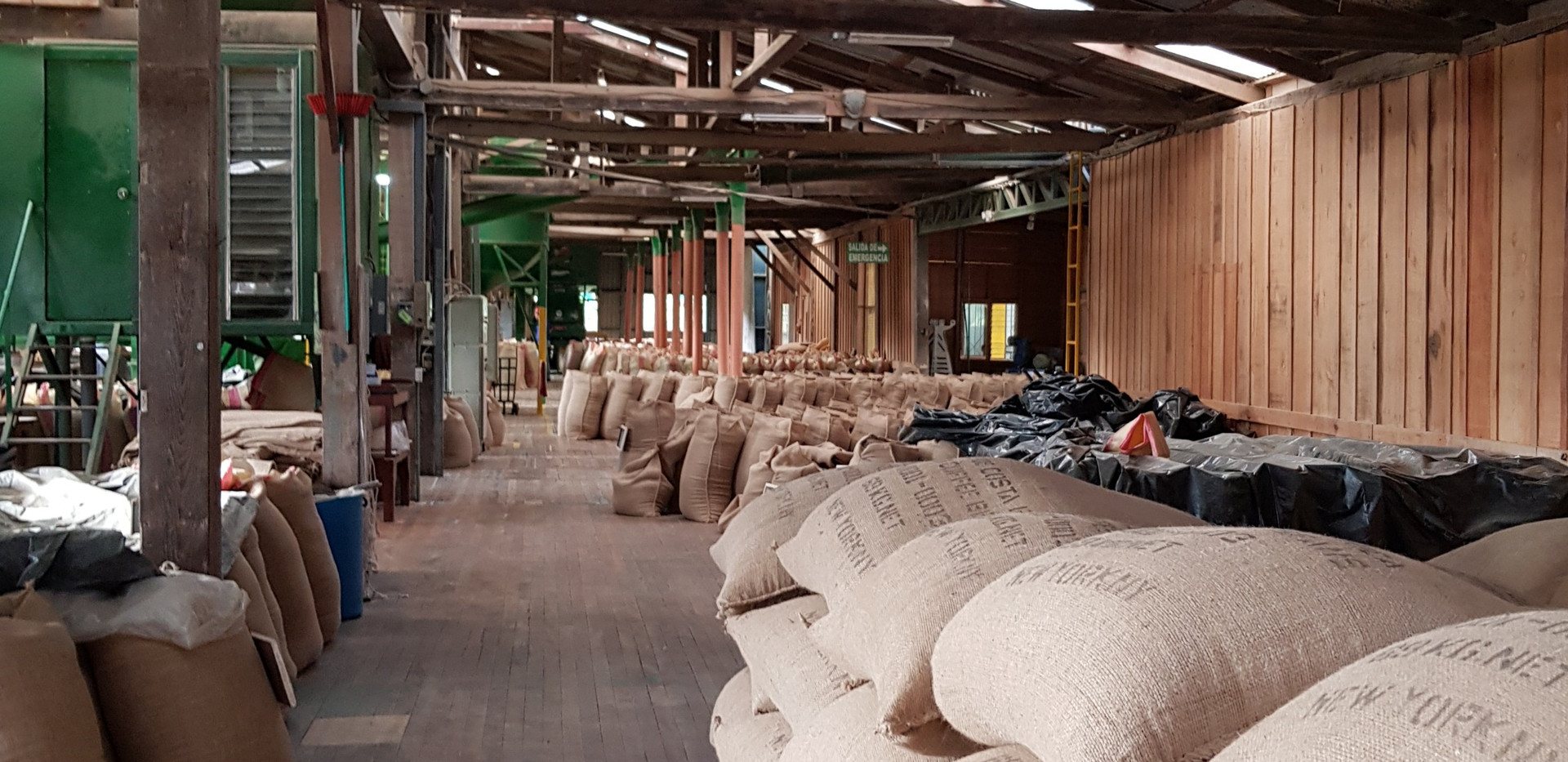 Green Coffee Warehouse