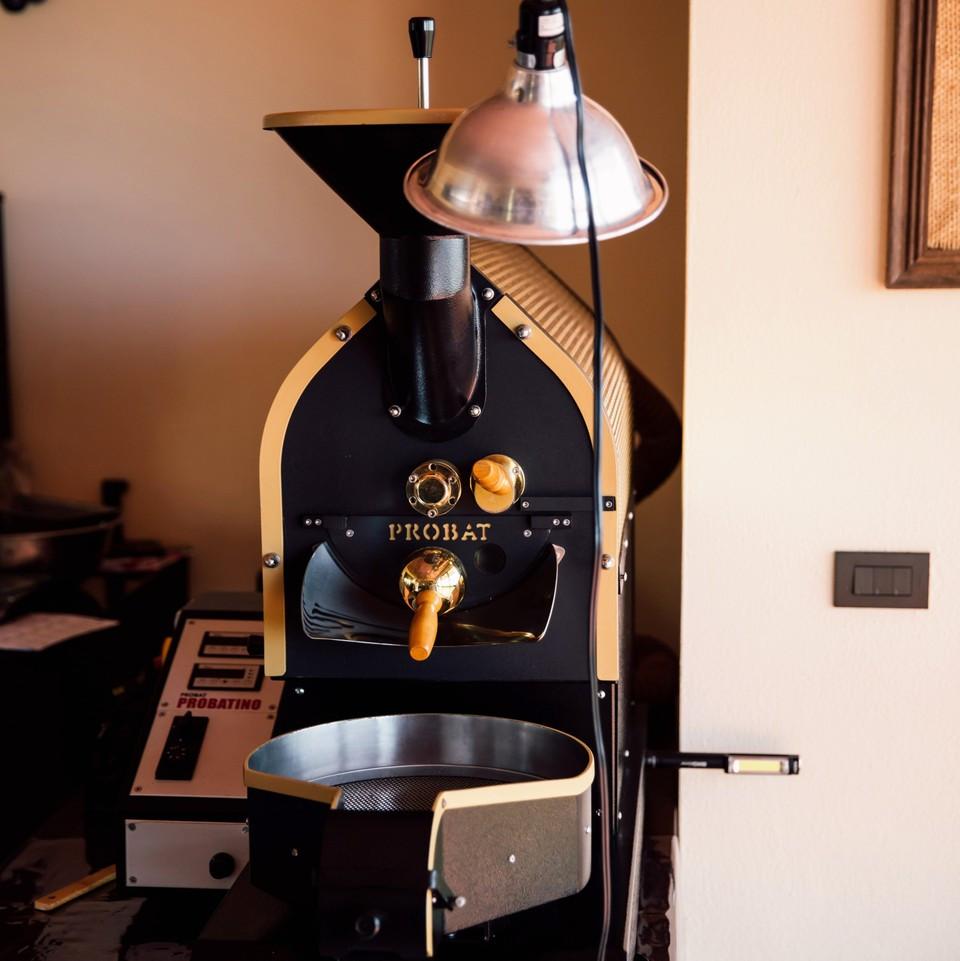 Coffee Sample Roaster