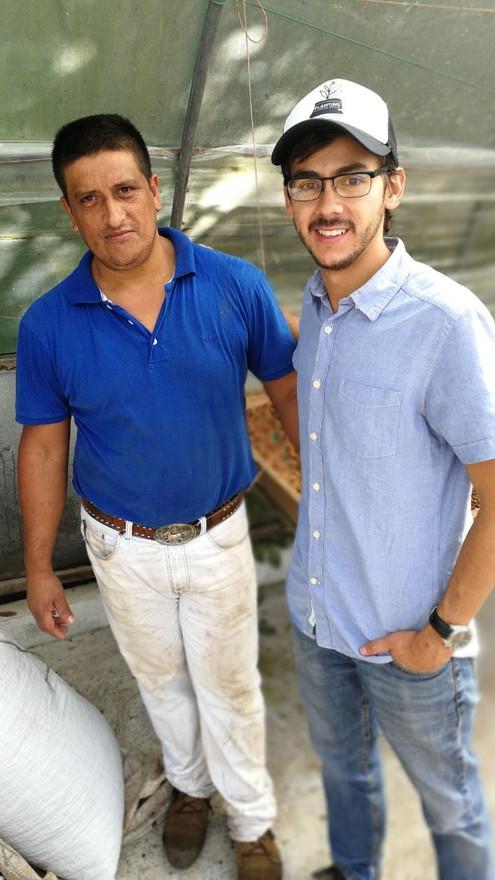 don Roberto and Nicolas
