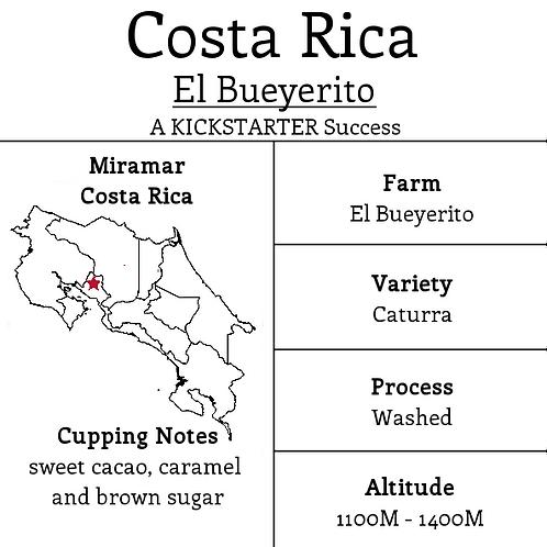 El Bueyerito - Miramar, Costa Rica - 1kg