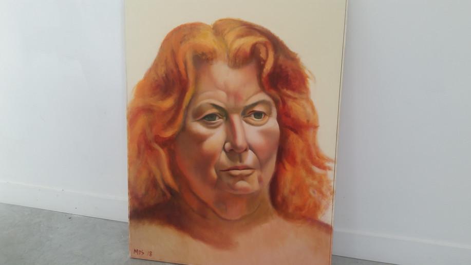 Portrait of Sue Collins