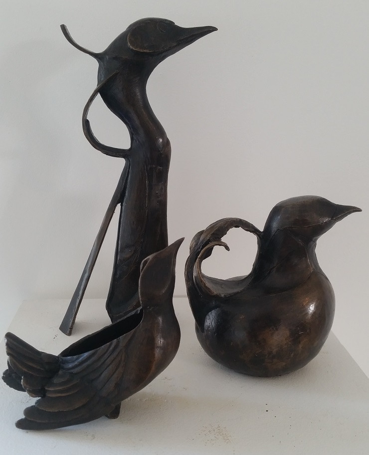 Bird Vessels