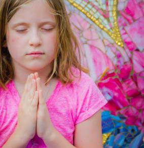 Getting started with Meditation for Kids!