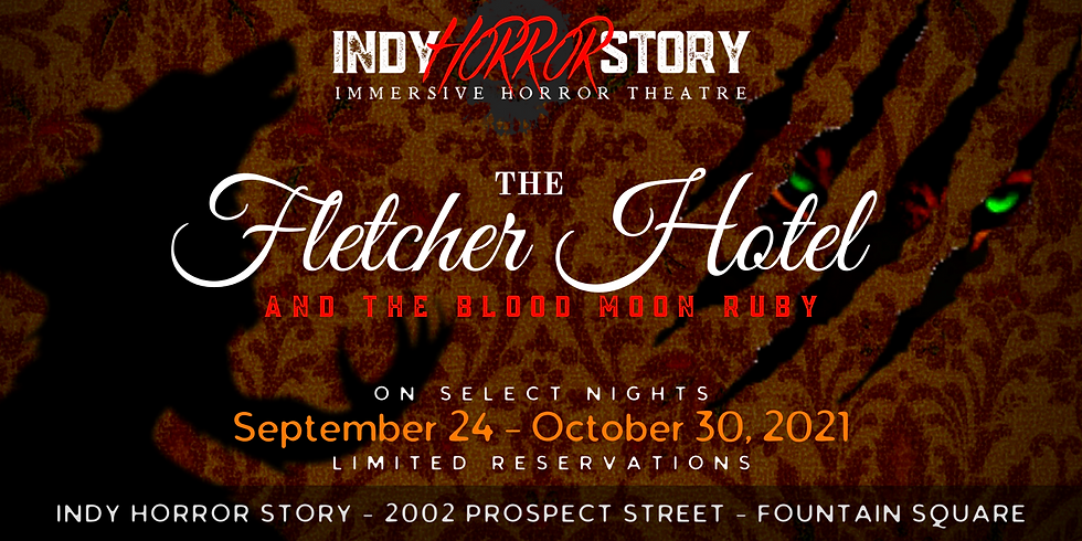 The Fletcher Hotel and the Blood Moon Ruby