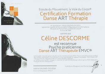 certification EMVC