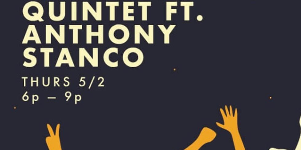 Pete Mills Quintet ft. Anthony Stanco