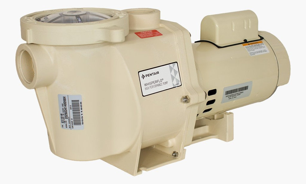 Pool Filter Pump and Installation