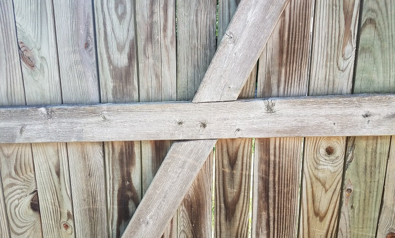 Fence Gate Repair