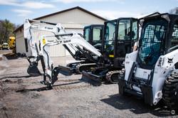Bobcat Compact Equipment