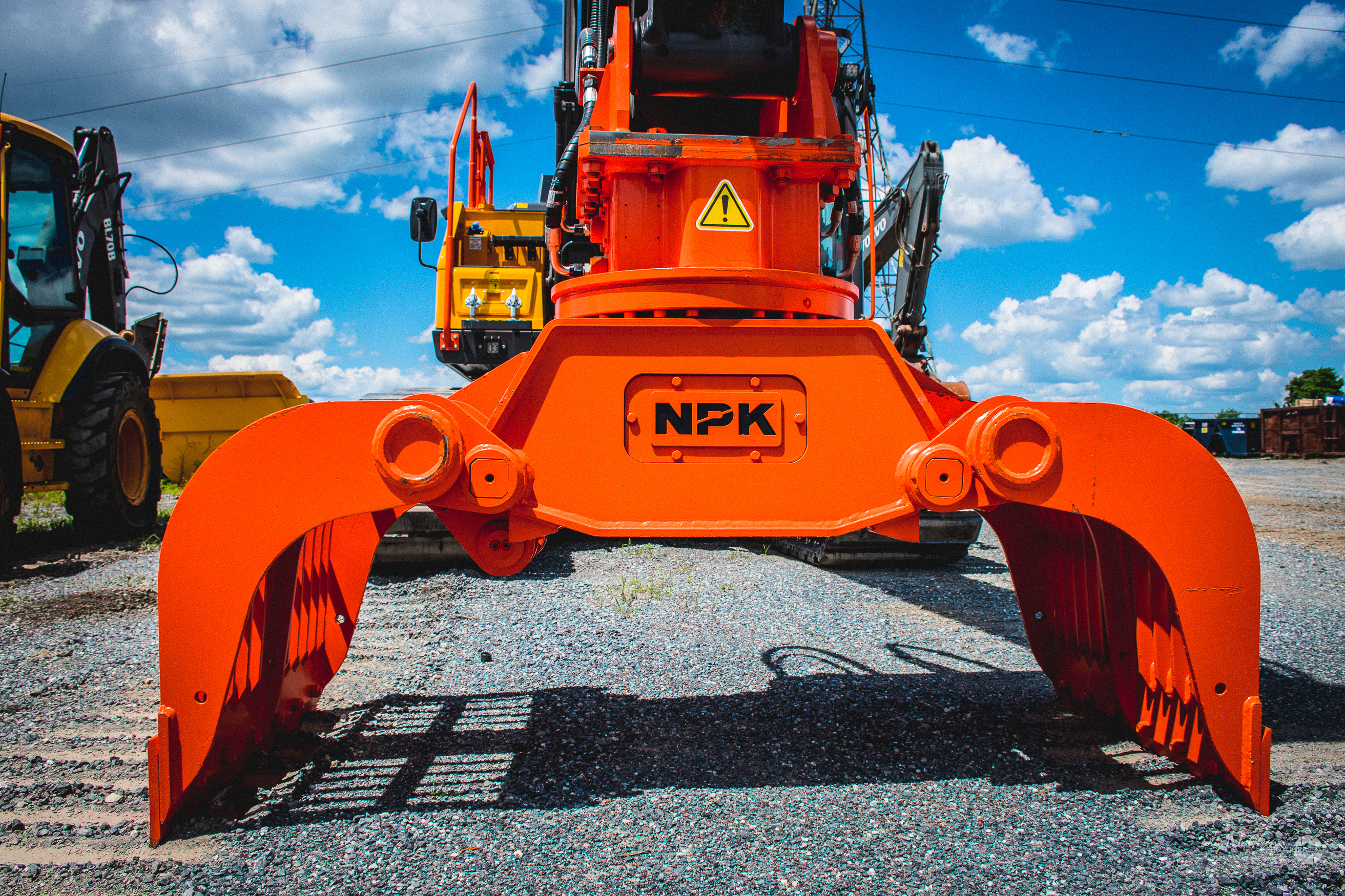 NPK Grapple