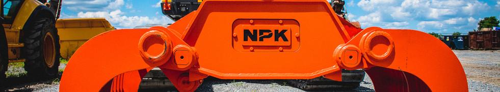 NPK Grapple