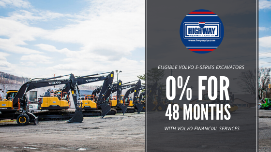 Volvo CE Special Offers