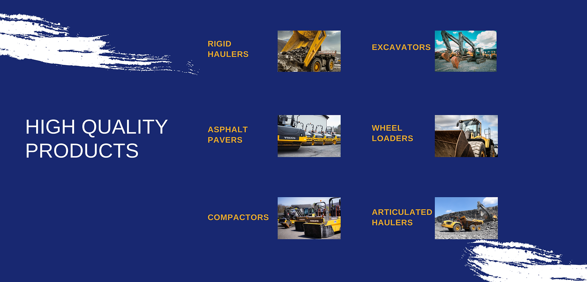 Volvo Construction Products