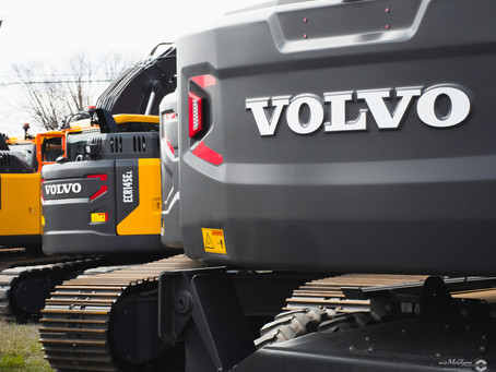 Volvo CE Expands U.S. Headquarters
